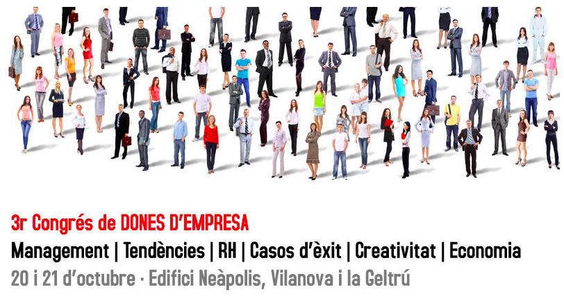 3r Congrés de Dones d'Empresa @ Dones D'Empresa  | Vilanova i la Geltrú | Catalunya | España