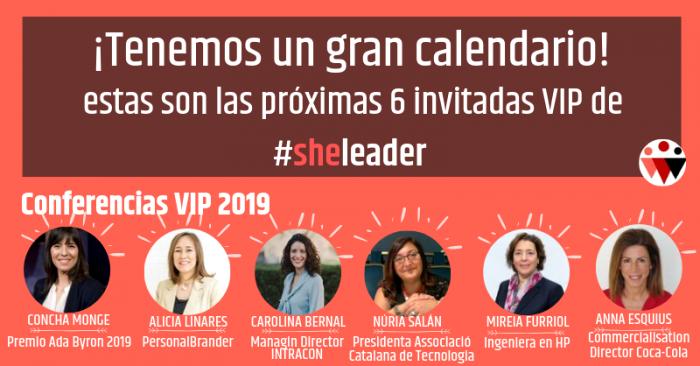 Conferencia #SheLeader : Lidera tu propia vida con tu talento y tu propósito @ Conferencia Online | Barcelona | Catalunya | España